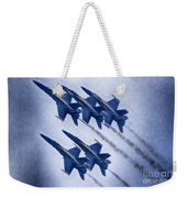 Blue Angels Fa 18 V19 Weekender Tote Bag