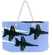 Blue Angels II Weekender Tote Bag