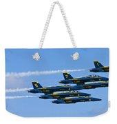 Blue Angels IIII Weekender Tote Bag