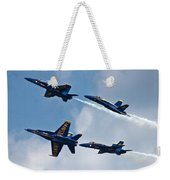 Blue Angels Weekender Tote Bag