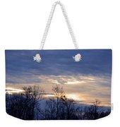 Blue At Dusk Weekender Tote Bag