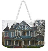 Blue Bainbridge Beauty Weekender Tote Bag