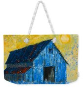 Blue Barn Number One Weekender Tote Bag
