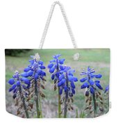 Blue Bells 1 Weekender Tote Bag