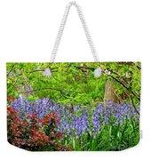 Bluebells Weekender Tote Bag