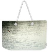 Blue Bird Over The Water...   # Weekender Tote Bag