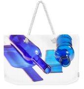 Blue Bottles Weekender Tote Bag