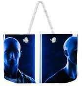 Blue Brothers Weekender Tote Bag