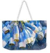 Blue Bundle Weekender Tote Bag