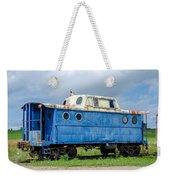 Blue Caboose Weekender Tote Bag