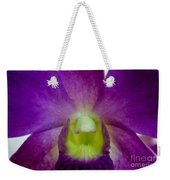 Blue Charm X Aridang Blue Orchid - 2 Weekender Tote Bag