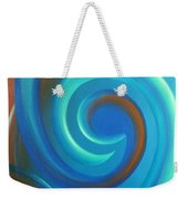 Cosmic Swirl By Reina Cottier Weekender Tote Bag