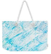 Blue Crayon Weekender Tote Bag