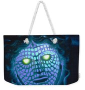 Blue Demon Weekender Tote Bag