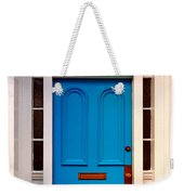 Blue Door 19 Weekender Tote Bag