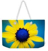 Blue Eyed Susan Weekender Tote Bag