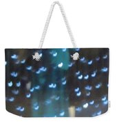 Blue Fantasy Weekender Tote Bag