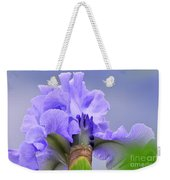 Blue Flamenco Weekender Tote Bag