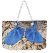 Blue-footed Booby Feet  Weekender Tote Bag