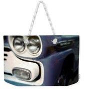 Blue Ford Pickup Weekender Tote Bag