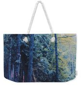 Blue Forest By Jrr Weekender Tote Bag