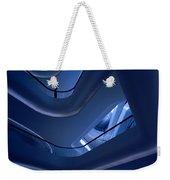 Blue Future Weekender Tote Bag