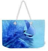Blue Gem Weekender Tote Bag