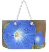 Blue Glories Weekender Tote Bag