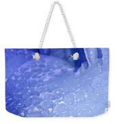 Blue Goosebumps Weekender Tote Bag