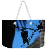 Blue Grapes Weekender Tote Bag