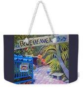 Blue Heaven New View Weekender Tote Bag