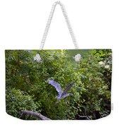 Blue Heron Journey I Weekender Tote Bag