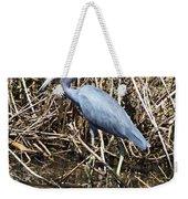 Blue Heron Lacassine Weekender Tote Bag