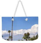 Blue Horizon Palm Springs Weekender Tote Bag