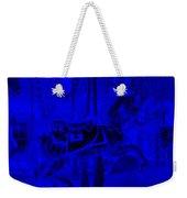 Blue Horse Weekender Tote Bag