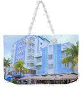 Blue Hotels Weekender Tote Bag
