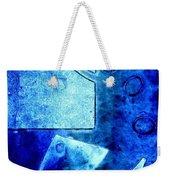 Blue   II Weekender Tote Bag