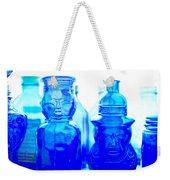 Blue In The Face Weekender Tote Bag
