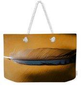 Blue Jay Way Weekender Tote Bag