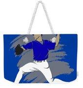 Blue Jays Shadow Player3 Weekender Tote Bag