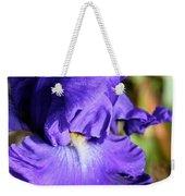 Blue June Weekender Tote Bag