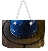 Blue Kettle Weekender Tote Bag