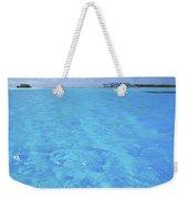 Blue Lagoon. Weekender Tote Bag