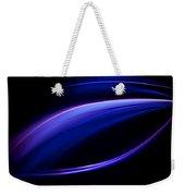 Blue Purple Light Weekender Tote Bag