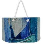 Blue Love 11 Weekender Tote Bag