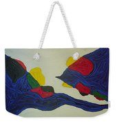 Blue Meanies Weekender Tote Bag