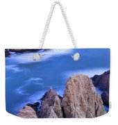 Blue Mermaids Weekender Tote Bag