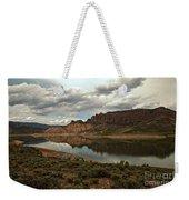 Blue Mesa Reservoir Weekender Tote Bag