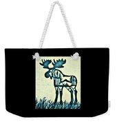 Blue Moose Weekender Tote Bag