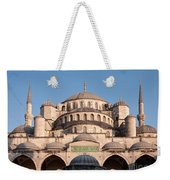 Blue Mosque Domes 01 Weekender Tote Bag